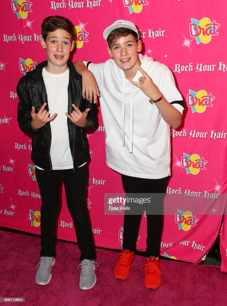 Rock Your Hair Presents: Rock Back To School Concert & Party : News Photo