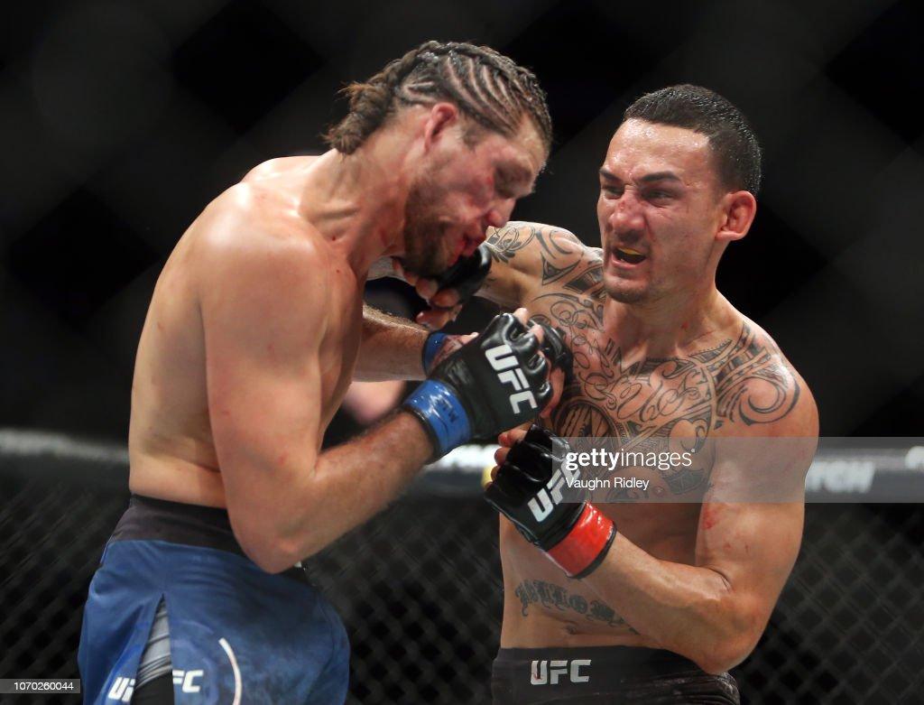 UFC 231 Holloway v Ortega : News Photo