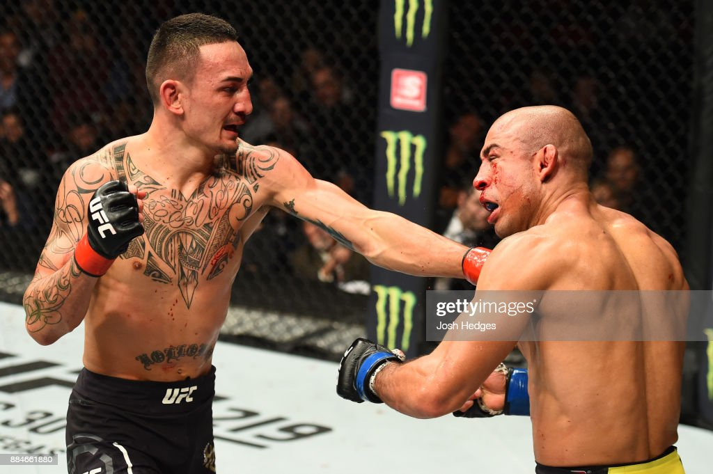 UFC 218: Holloway v Aldo 2 : News Photo