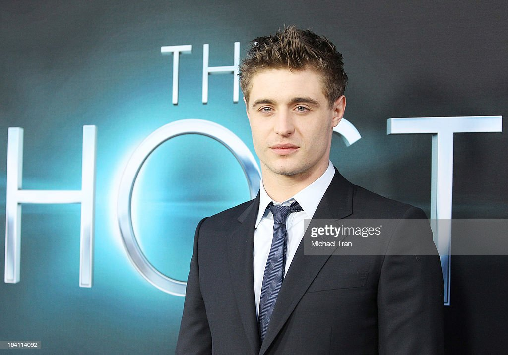 Max Irons arrives at the Los Angeles premiere of 'The Host' held at ArcLight Cinemas Cinerama Dome on March 19, 2013 in Hollywood, California.