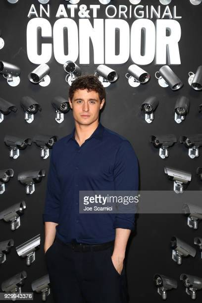 Max Irons attends the ATT AUDIENCE Network Party at 2018 SXSW on February 9 2018 in Austin Texas