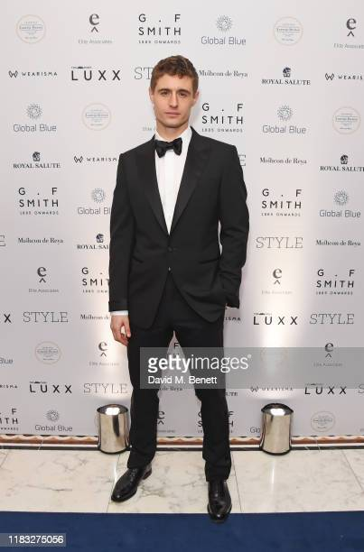 Max Irons attends the Walpole British Luxury Awards 2019 at The Dorchester on November 18, 2019 in London, England.