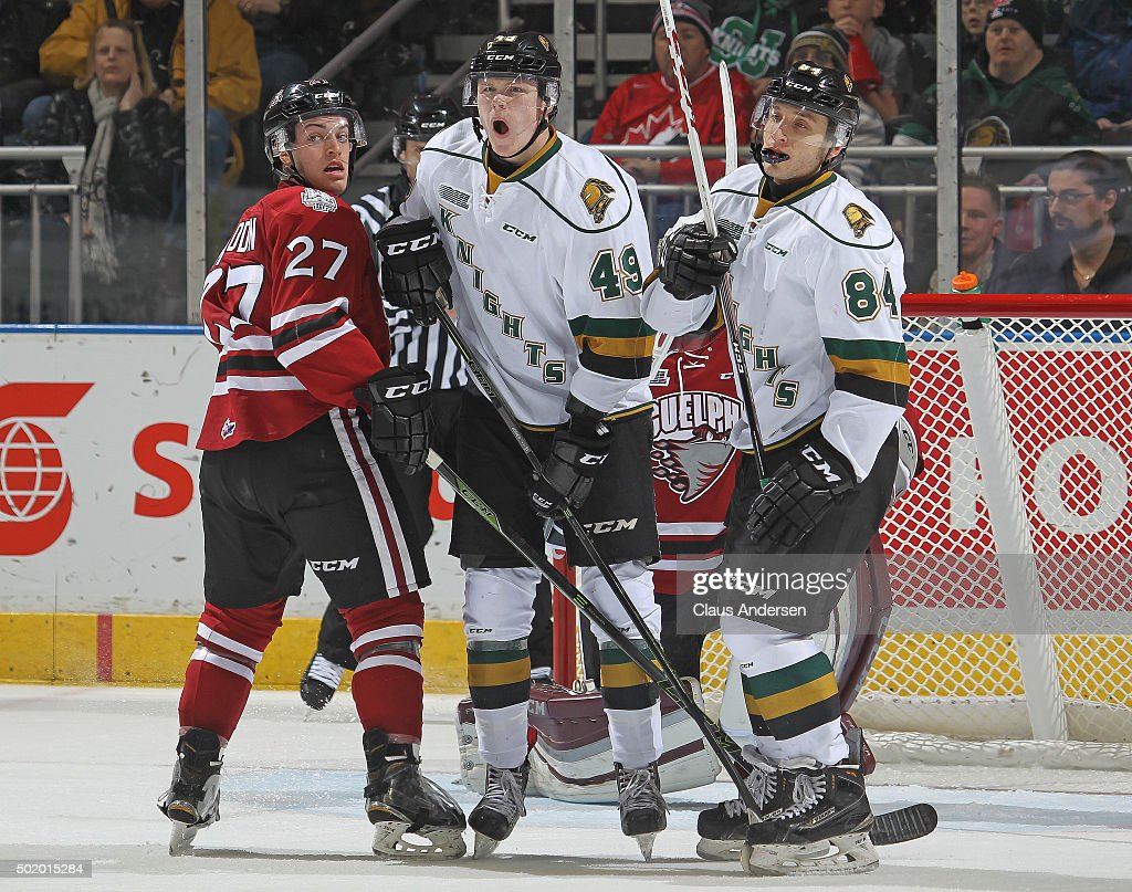 Guelph Storm v London Knights