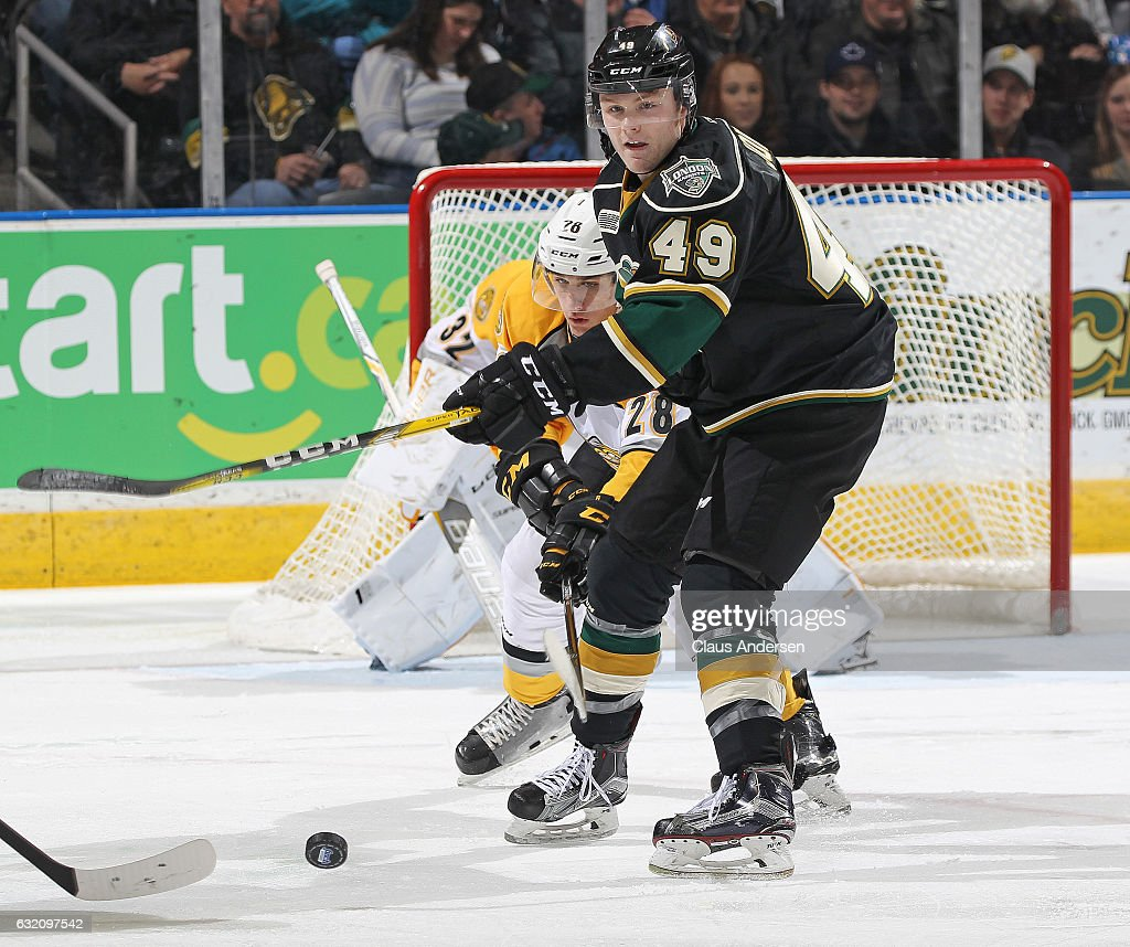 Sarnia Sting v London Knights