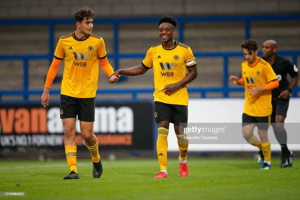 Wolverhampton Wanderers v West Bromwich Albion - Premier League 2 : News Photo