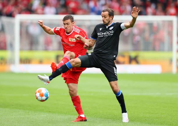 DEU: 1. FC Union Berlin v DSC Arminia Bielefeld - Bundesliga
