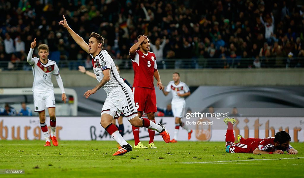 Germany v Georgia - EURO 2016 Qualifier : News Photo