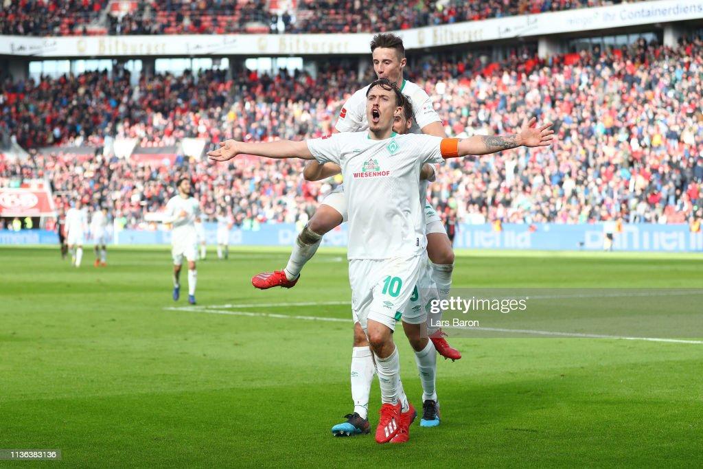 DEU: Bayer 04 Leverkusen v SV Werder Bremen - Bundesliga