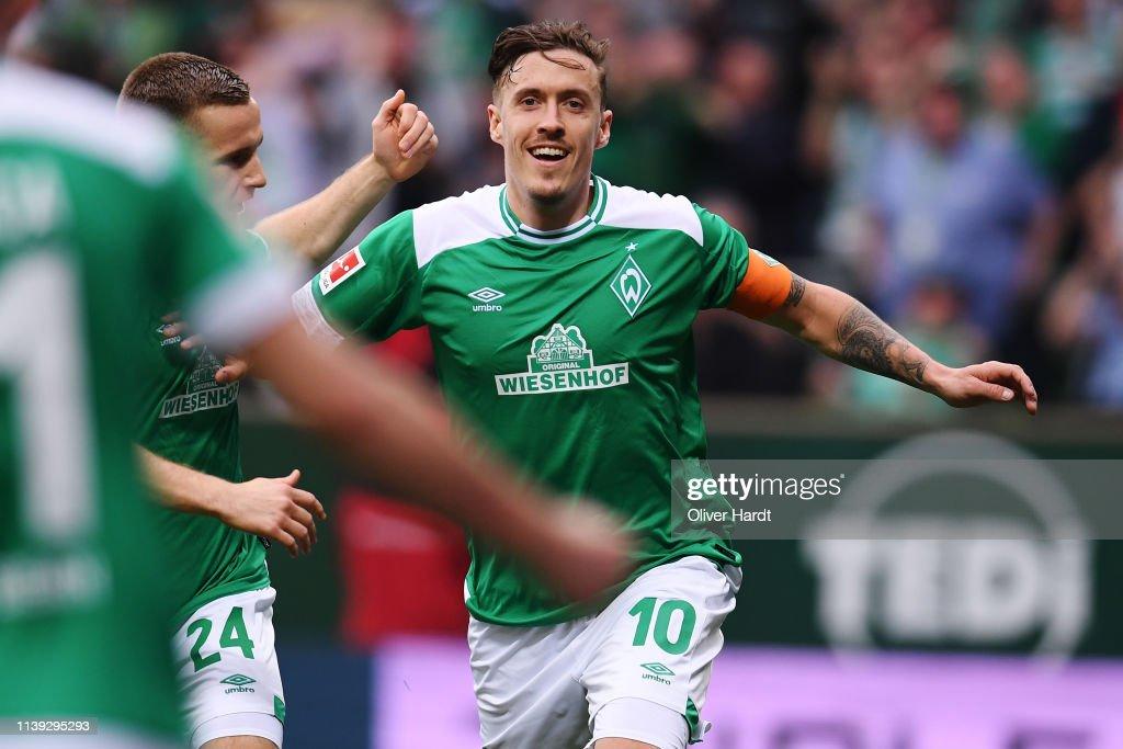 SV Werder Bremen v 1. FSV Mainz 05 - Bundesliga : ニュース写真