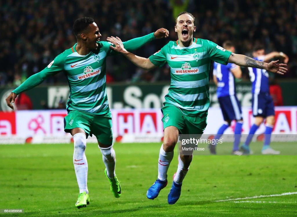 Werder Bremen v FC Schalke 04 - Bundesliga
