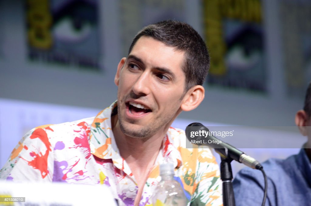 Comic-Con International 2017 - Dirk Gently's Holistic Detective Agency: BBC America Official Panel : ニュース写真