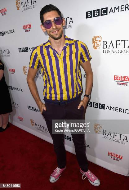 Max Landis attends the BBC America BAFTA Los Angeles TV Tea Party 2017 at The Beverly Hilton Hotel on September 16, 2017 in Beverly Hills, California.