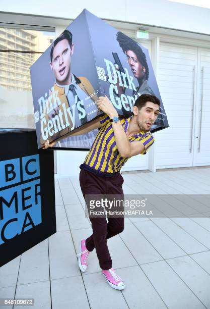 Max Landis attends the BBC America BAFTA Los Angeles TV Tea Party 2017 at The Beverly Hilton Hotel on September 16 2017 in Beverly Hills California