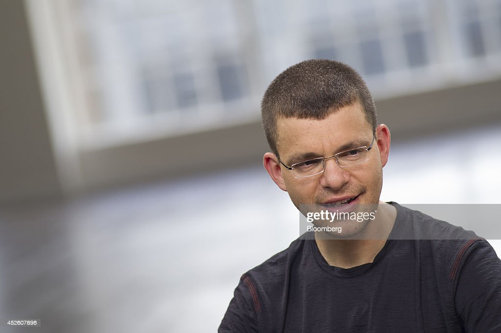 PayPal Inc. Co-Founder Max Levchin Interview : News Photo
