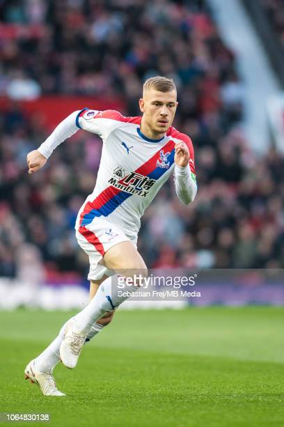 Max Meyer of Crystal Palace looks on during the Premier League match between Manchester United and Crystal Palace at Old Trafford on November 24 2018...