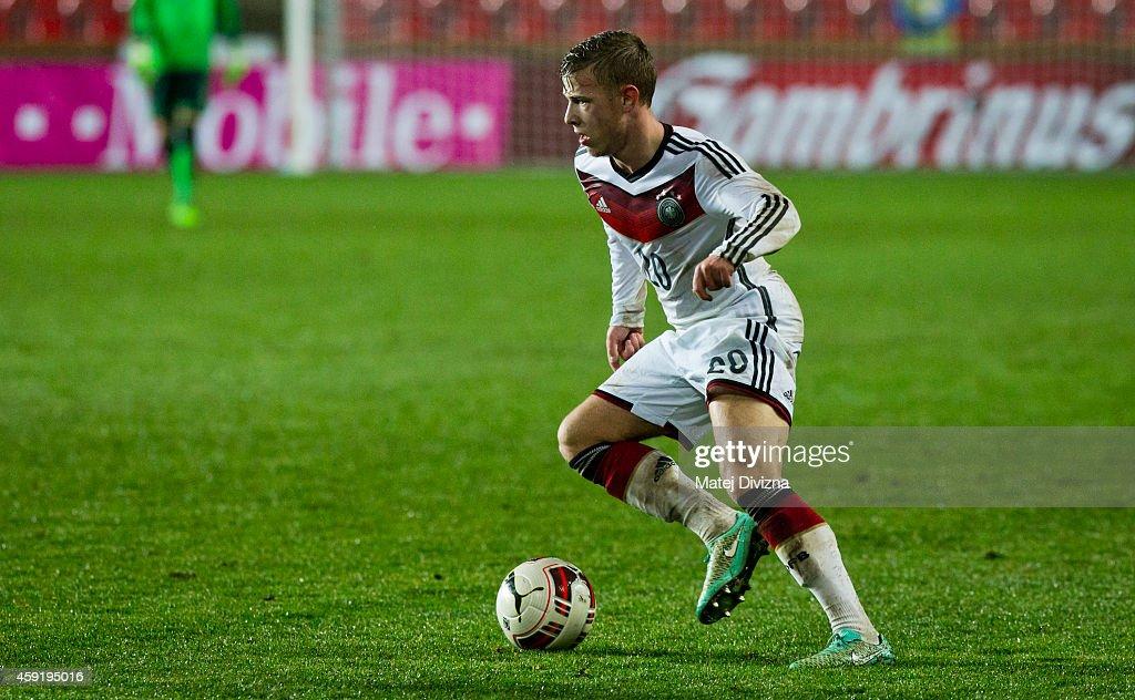 U21 Czech Republic v U21 Germany - International Friendly : News Photo