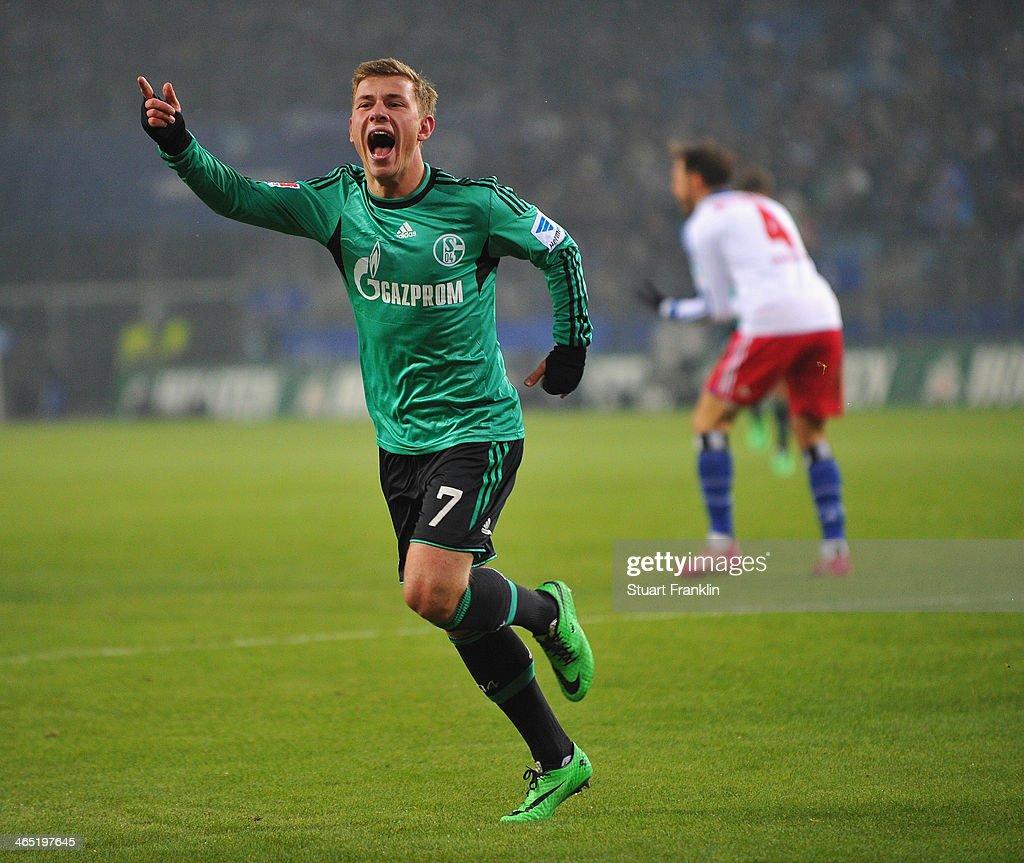 Hamburger SV v FC Schalke 04 - Bundesliga : ニュース写真
