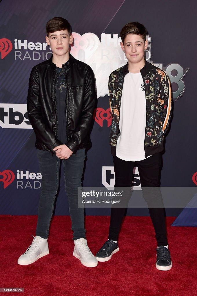 2018 iHeartRadio Music Awards - Arrivals : News Photo