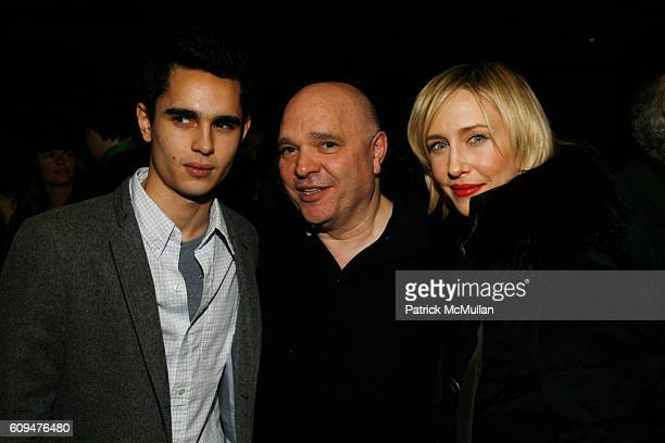Max Minghella Anthony Minghella and Vera Farmiga attend BREAKING and ENTERING Premiere Screening AfterParty at Hudson Bar on January 18 2007 in New...
