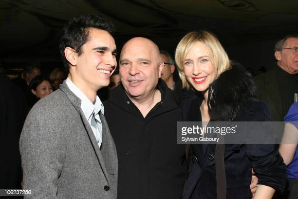 Max Minghella Anthony Minghella and Vera Farmiga during The Weinstein Company's Breaking and Entering New York Premiere After Party at Hudson Hotel...
