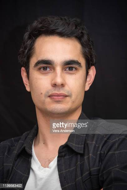 Max Minghella at the Teen Spirit Press Conference at The Four Seasons Hotel on March 31 2019 in Beverly Hills California