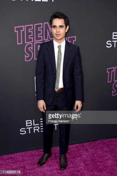 Max Minghella attends a special screening of Bleecker Street's Teen Spirit ArcLight Hollywood on April 02 2019 in Hollywood California