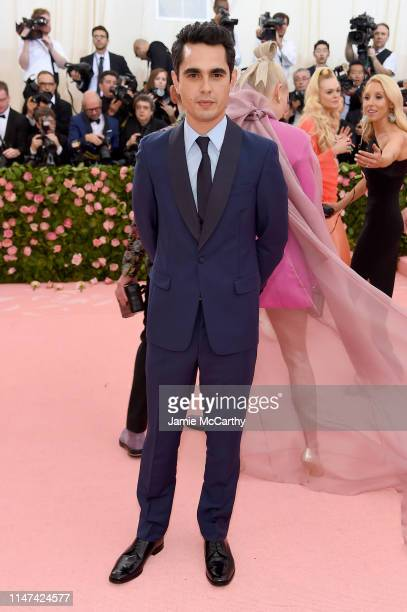 Max Minghella attends The 2019 Met Gala Celebrating Camp Notes on Fashion at Metropolitan Museum of Art on May 06 2019 in New York City