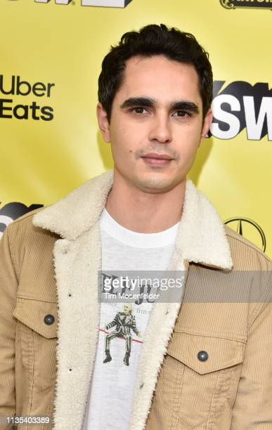 Max Minghella attends the premiere of Teen Spirit during the 2019 SXSW Conference and Festival at the Paramount Theatre on March 12 2019 in Austin...