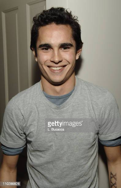 Max Minghella during 2006 Park City Cadillac Lounge Art School Confidential Party at Cadillac Lounge in Park City Utah United States