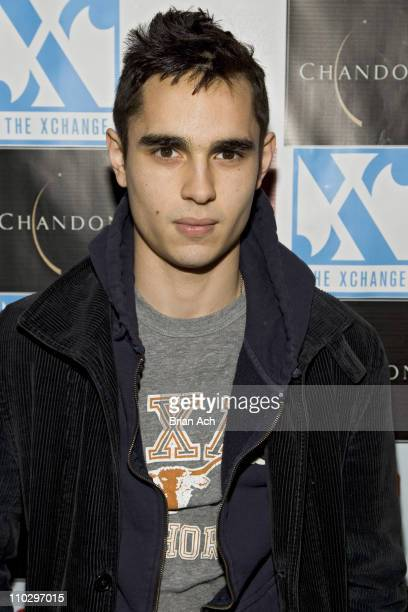 Max Minghella during 75th Anniversary of John J Harvey Fireboat Benefit Gala at The XChange in New York City New York United States