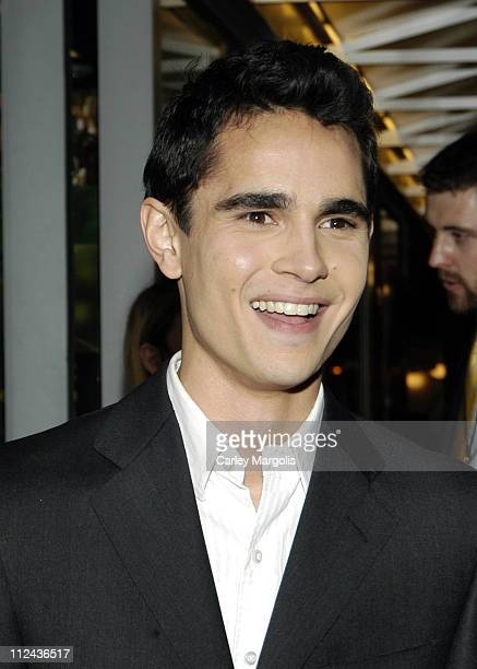 Max Minghella during Bee Season New York Premiere at IFC Theater in New York City New York United States