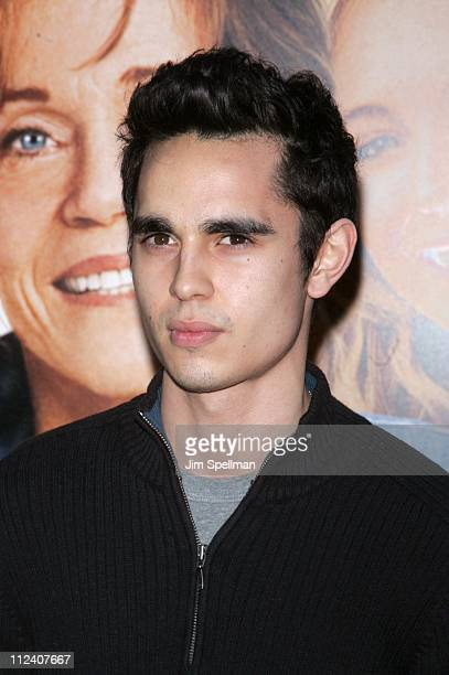 Max Minghella during 'Georgia Rule' New York City Premiere Outside Arrivals at Ziegfeld Theater in New York City New York United States