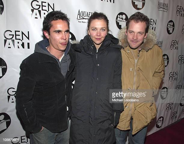 Max Minghella Maggie Gyllenhaal and Peter Sarsgaard