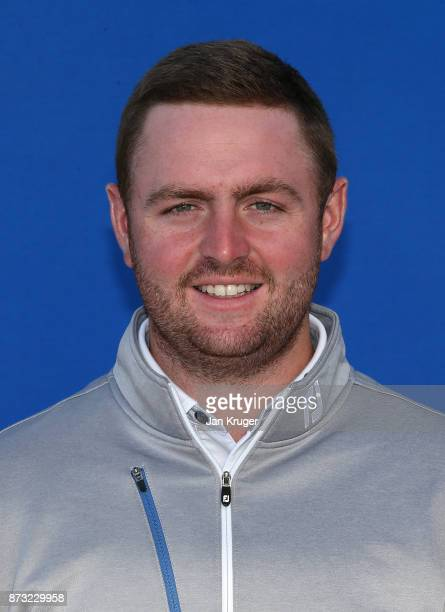 Max Orrin of England during the second round of the European Tour Qualifying School Final Stage at Lumine Golf Club on November 12 2017 in Tarragona...