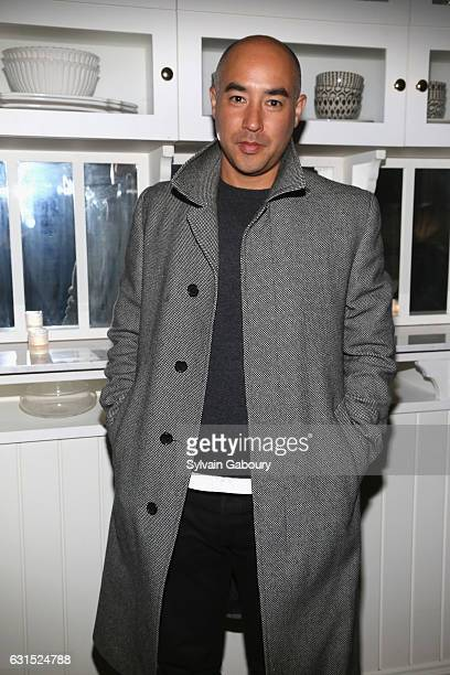 Max Osterweis attends The Cinema Society Hosts the After Party for HBO's The Young Pope on January 11 2017 in New York City