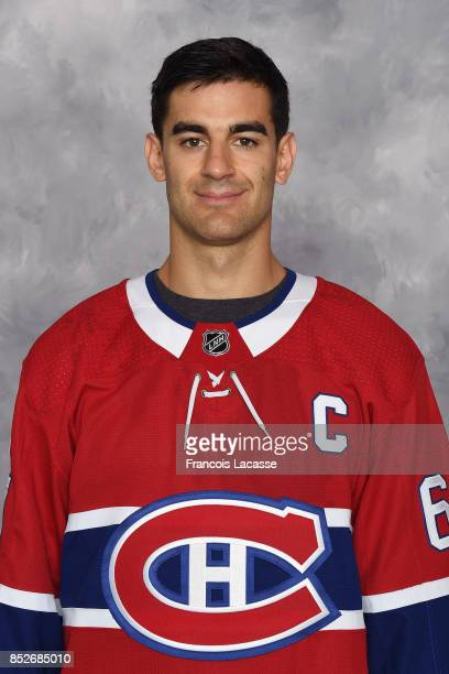 Max Pacioretty of the Montreal Canadiens poses for his official headshot for the 20172018 season on September 14 2017 at the Bell Sports Complex in...
