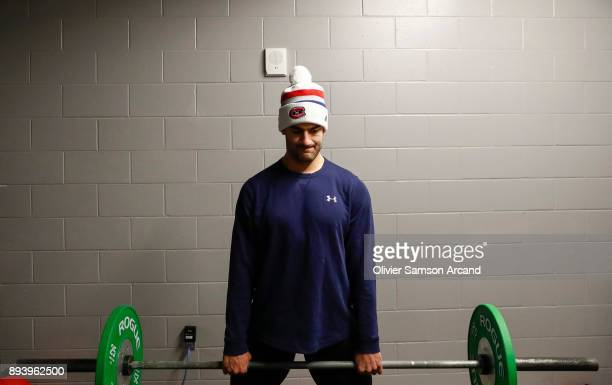 Max Pacioretty of the Montreal Canadiens warms up prior to the 2017 Scotiabank NHL 100 Classic against the Ottawa Senators at Lansdowne Park on...