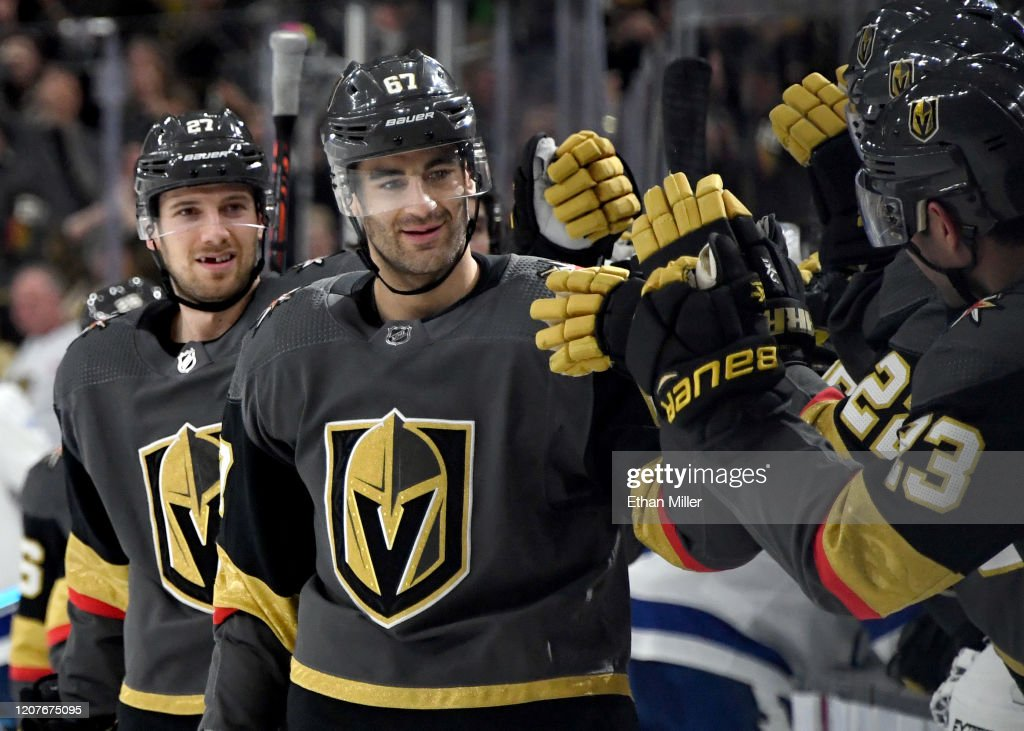 Tampa Bay Lightning v Vegas Golden Knights : News Photo
