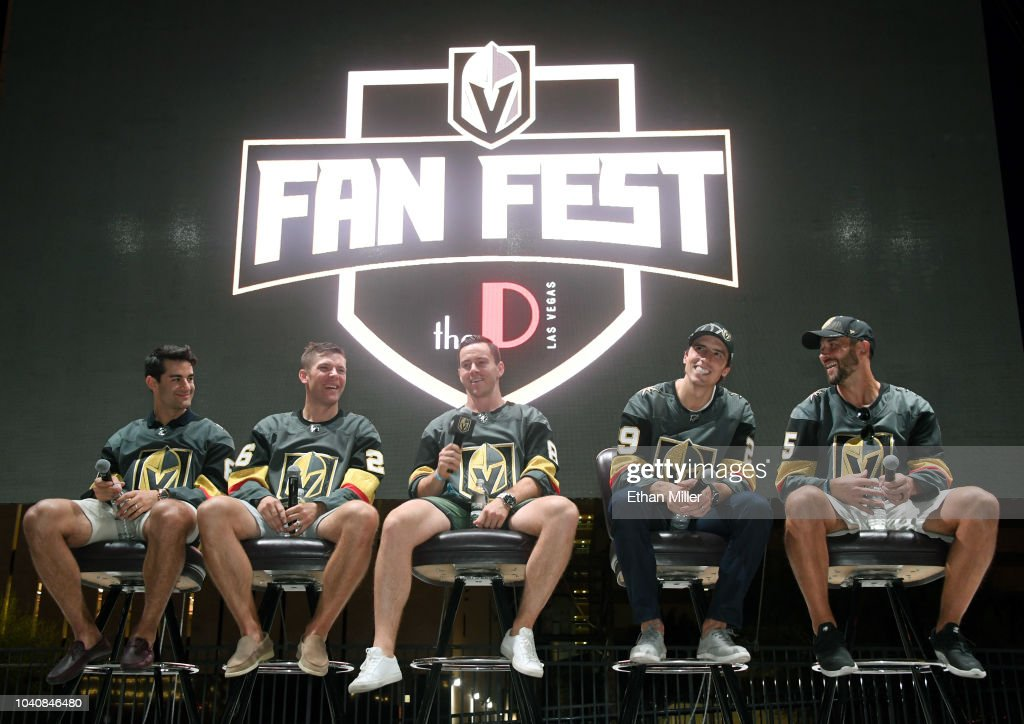 Vegas Golden Knights Fan Fest