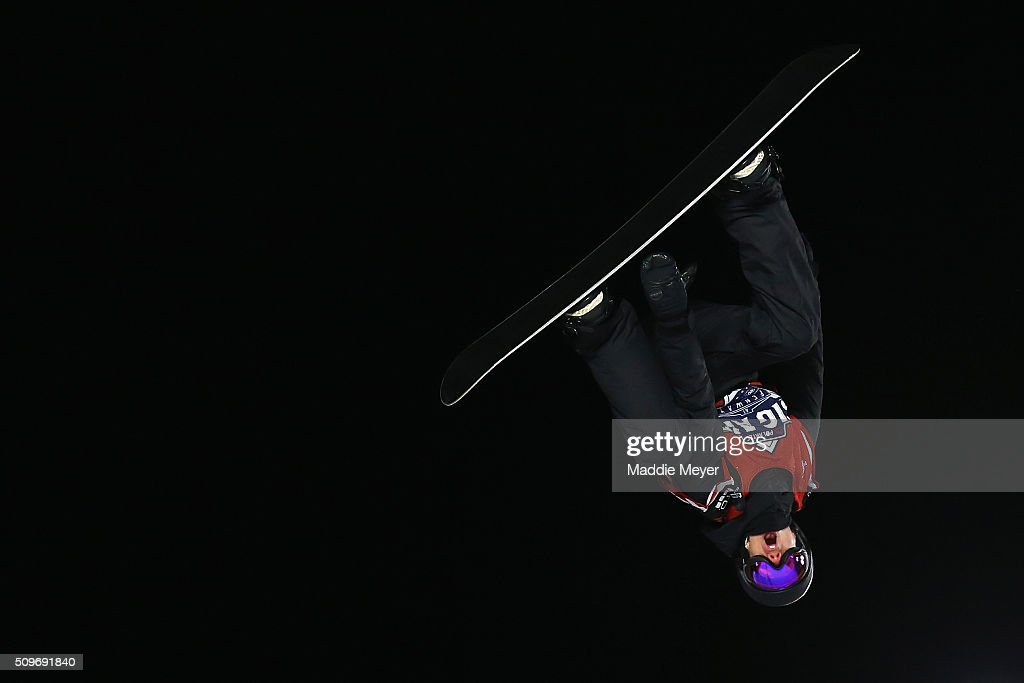 Polartec Big Air at Fenway - Day 1 : News Photo