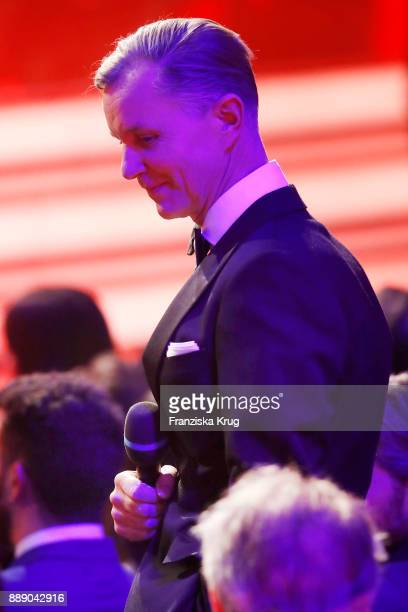 Max Raabe during the Ein Herz Fuer Kinder Gala show at Studio Berlin Adlershof on December 9 2017 in Berlin Germany