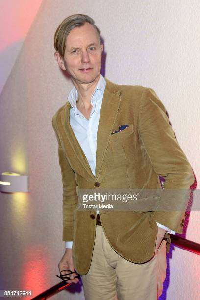 Max Raabe during the TV Show 'Das Adventsfest der 100000 Lichter' on December 2 2017 in Suhl Germany