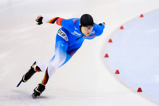 UT: ISU Junior World Cup Speed Skating - Salt Lake City