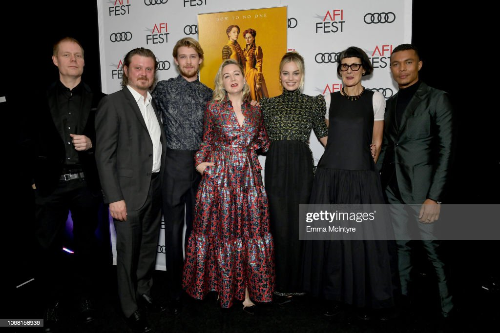 "AFI FEST 2018 Presented By Audi - Closing Night World Premiere Gala Screening Of ""Mary Queen Of Scots"" : News Photo"