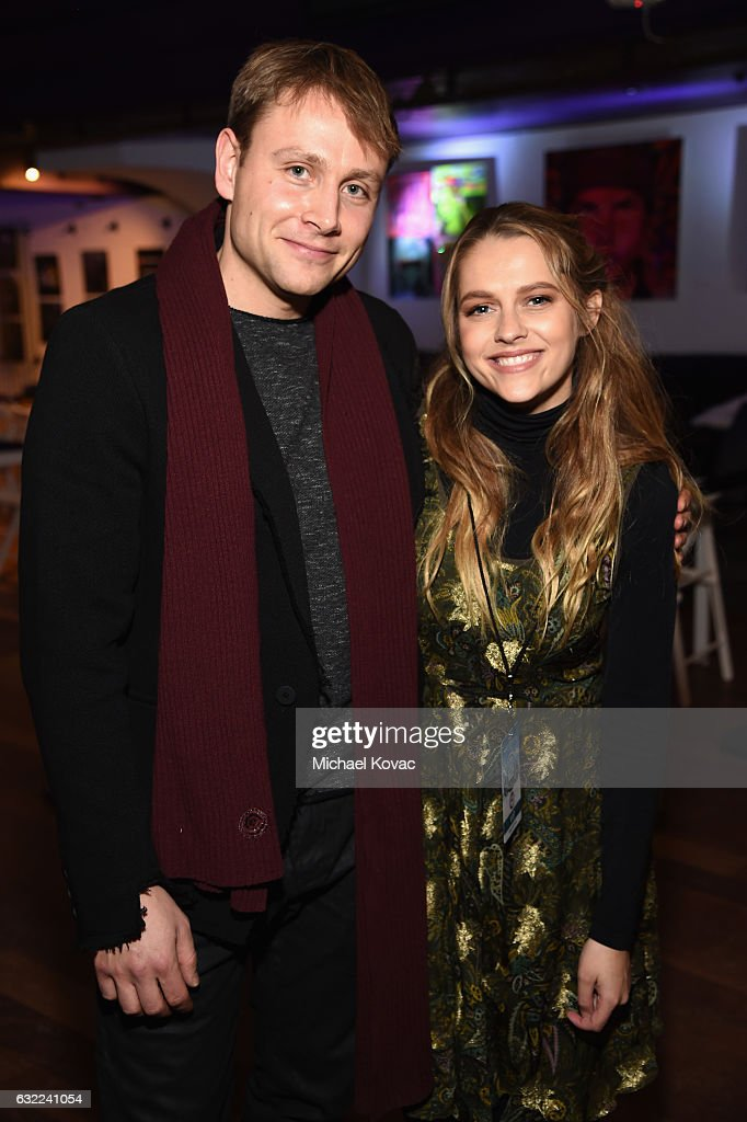 Max Riemelt and Teresa Palmer attend Park City Live Presents The Hub Featuring The Marie Claire Studio and the 4K ULTRA HD Showcase Brought to You by the Consumer Technology Association on January 20, 2017 in Park City, Utah.