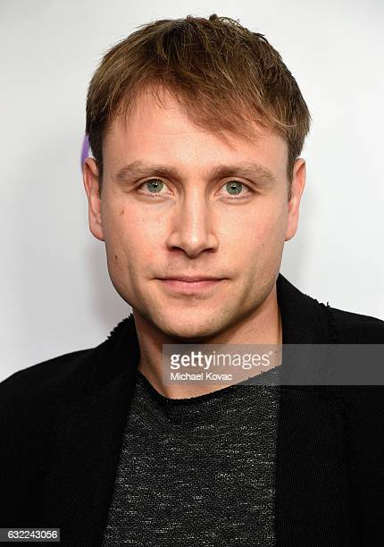 Max Riemelt attends Park City Live Presents The Hub Featuring The Marie Claire Studio and the 4K ULTRA HD Showcase Brought to You by the Consumer...