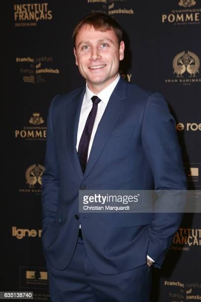 Max Riemelt Guest of honor attends the 'Soiree Francaise Du Cinema' during the 67th Berlinale International Film Festival Berlin at on February 13...
