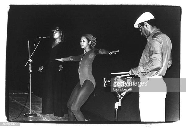 Max Roach Abbey Lincoln and Dianne McIntyre
