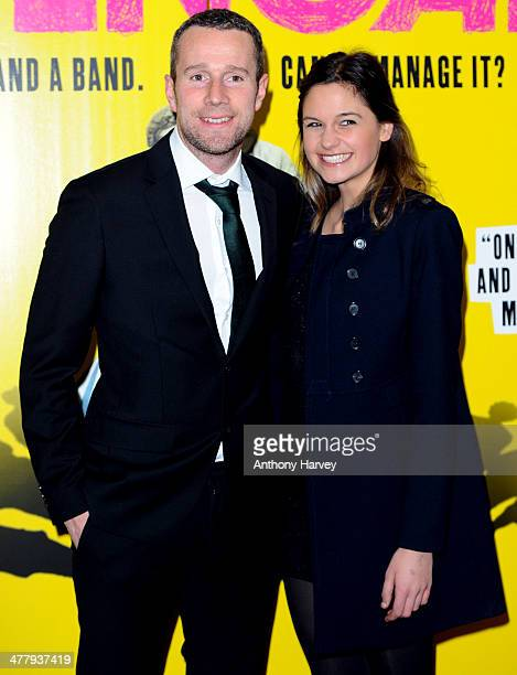 Max Rushden attends a special screening of Svengali at Rich Mix Cinema on March 11 2014 in London England
