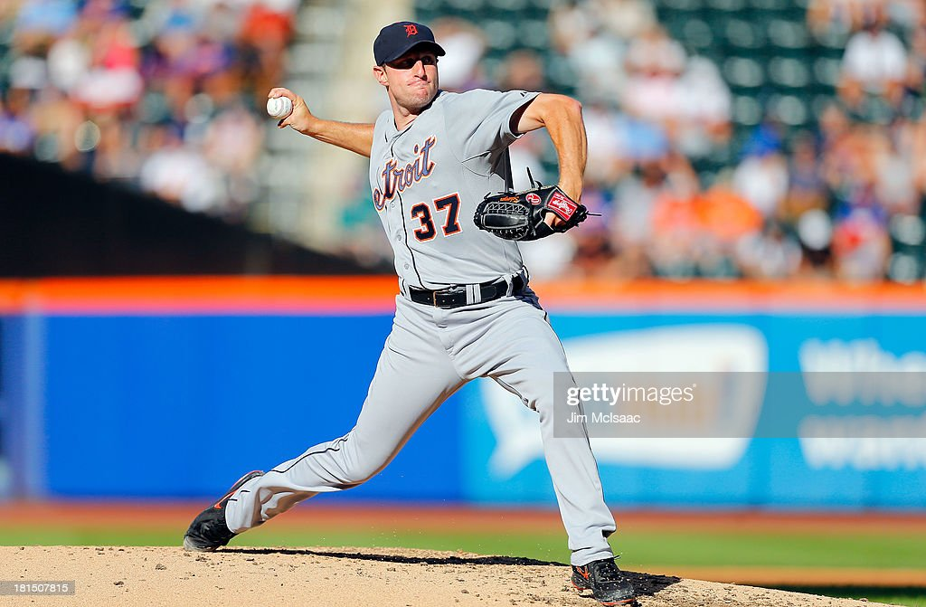 Detroit Tigers v New York Mets : News Photo